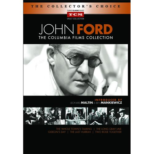 John Ford: The Columbia Films Collection [5 disc] DVD-5 700867900283
