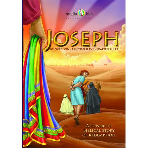 Joseph: Beloved Son, Rejected Slave, Exalted Ruler DVD-5 727985015798