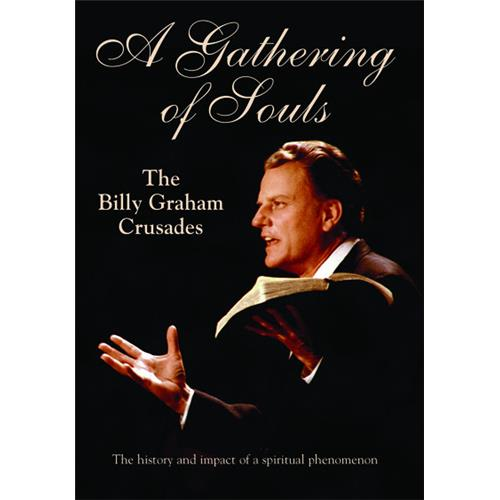 Gathering Of Souls: The Billy Graham Crusades DVD-5 727985015828