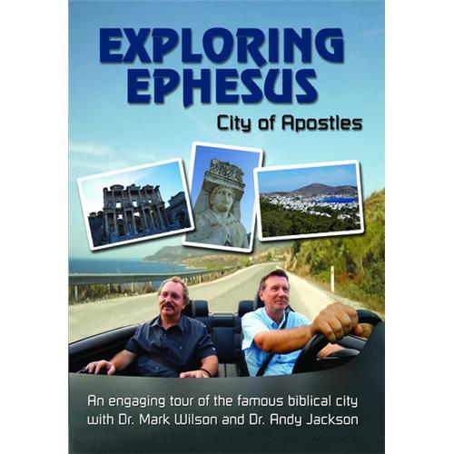 Exploring Ephesus: City of Apostles DVD-5 727985016290