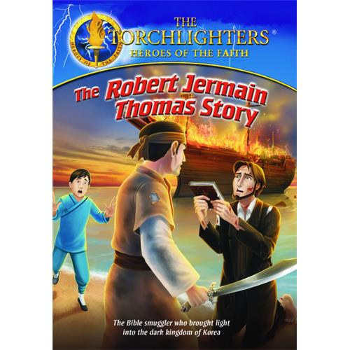 Torchlighters: Robert Jermain Thomas DVD-5 727985016450