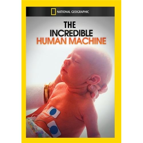 gifts and gadgets store - The Incredible Human Machine - Documentary - Movies and DVDs