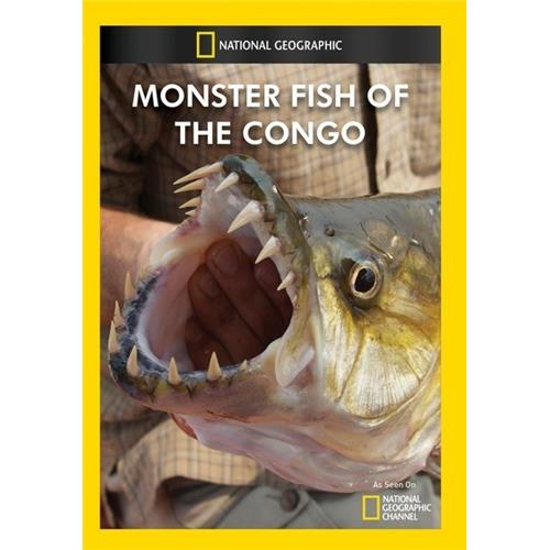Monster Fish of the Congo DVD-5 727994951230