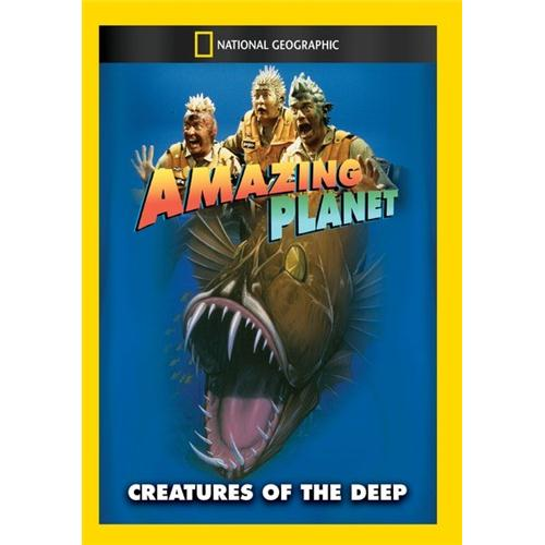Amazing Planet: Creatures of the Deep DVD - Documentary Movies and DVDs