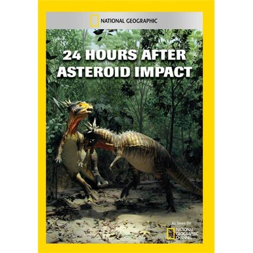 24 Hours After Asteroid Impact DVD - Documentary Movies and DVDs