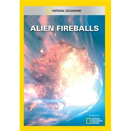 Alien Fireballs DVD - Documentary Movies and DVDs