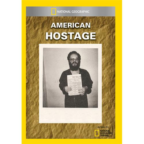 American Hostage DVD Movie - Documentary Movies and DVDs