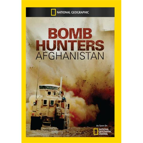 Bomb Hunters: Afghanistan DVD Movie - Documentary Movies and DVDs