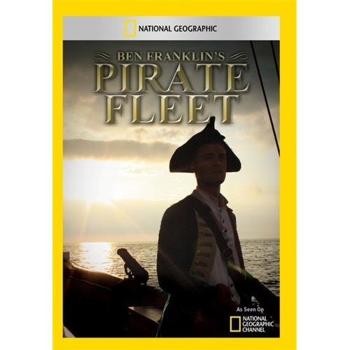 Ben Franklin's Pirate Fleet - Documentary Movies and DVDs
