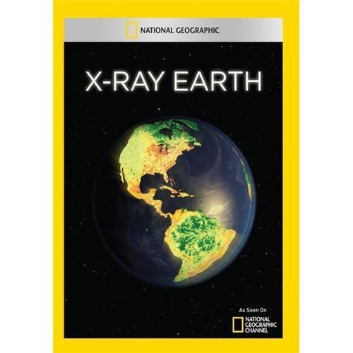X-Ray Earth DVD-5 727994954064