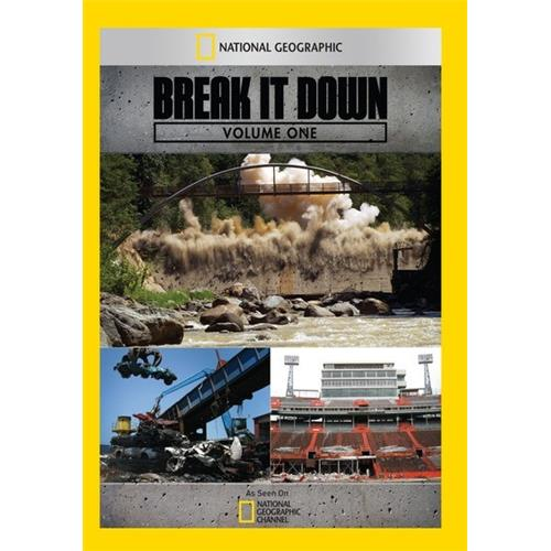 Break It Down (2 Discs) - Documentary Movies and DVDs