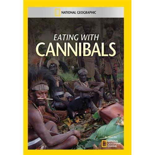 Eating with Cannibals DVD-5 727994954170