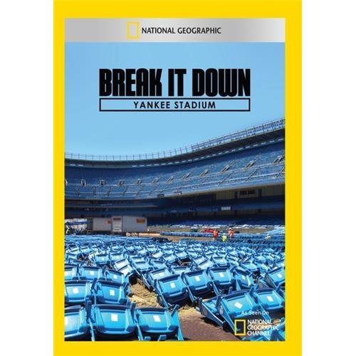 Break It Down: Yankee Stadium - Documentary Movies and DVDs