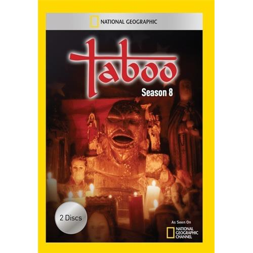 Taboo Season 8 - (2 Discs) DVD-9 727994954996