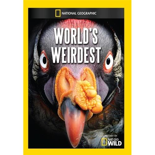 World's Weirdest DVD-9 727994955481