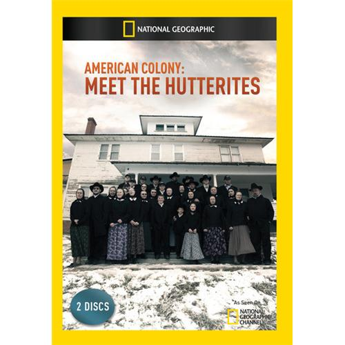 American Colony: Meet The Hutterites - (2 Discs) DVD Movie - Documentary Movies and DVDs