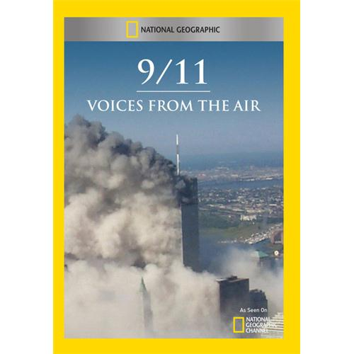 9/11: Voices From The Air DVD Movie - Documentary Movies and DVDs