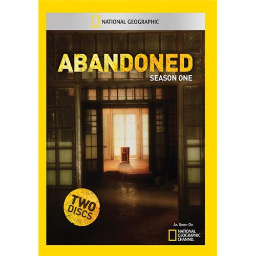 Abandoned Season 1 - (2 Discs) DVD Movie - Documentary Movies and DVDs