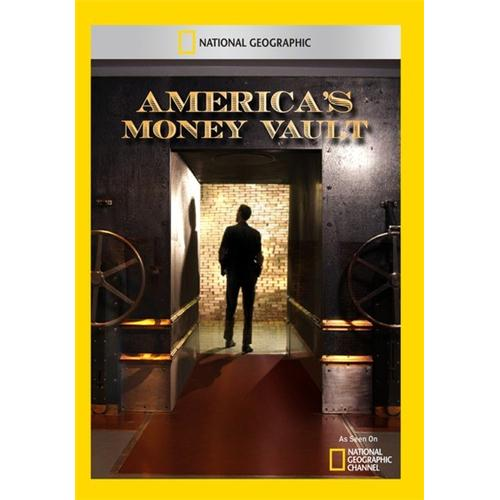Americas Money Vault DVD Movie - Documentary Movies and DVDs
