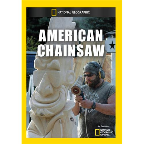 American Chainsaw DVD Movie - Documentary Movies and DVDs
