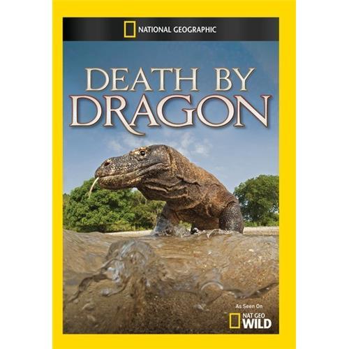 Death By Dragon DVD-5 727994956778