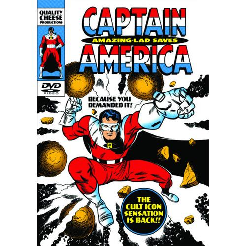 Captain Amazing-Lad Saves America - Comedy Movies and DVDs