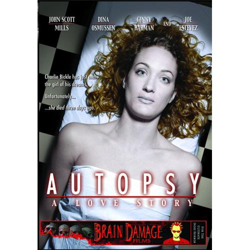 Autopsy: A Love Story DVD Movie 2008 - Horror Movies and DVDs