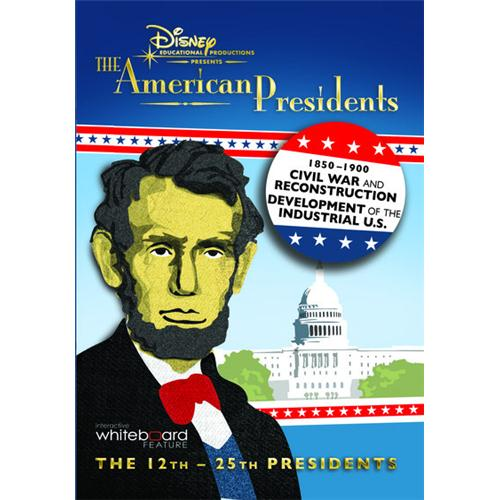 American Presidents Vol 2:1850-1900 DVD Movie 2010 - Kids and Family Movies and DVDs