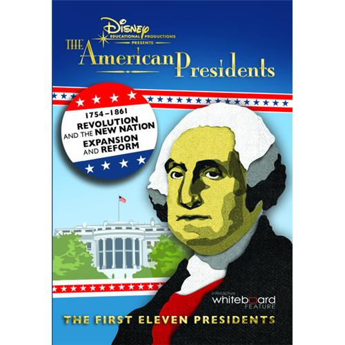 American Presidents: 1754-1861 DVD Movie 2010 - Kids and Family Movies and DVDs