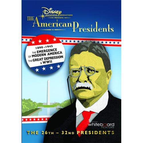 American Presidents: 1890-1945 DVD Movie 2010 - Kids and Family Movies and DVDs