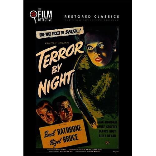 Sherlock Holmes- Terror by Night DVD-5 818522012018