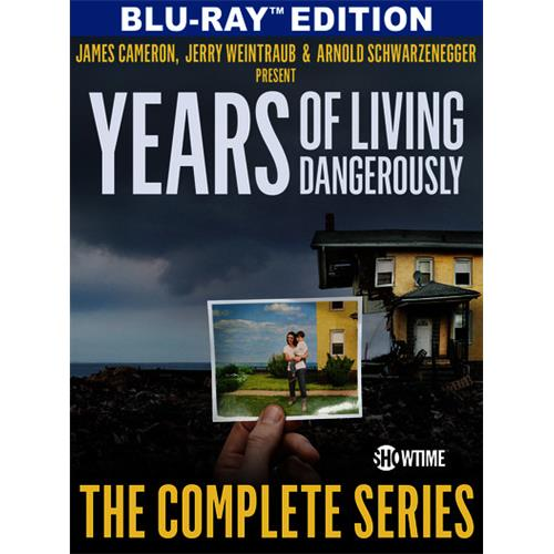 Years of Living Dangerously -- The Complete Showtime Series (BD) BD-25 818522012285