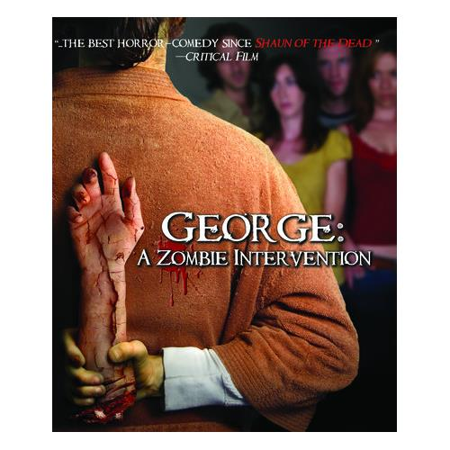 George: A Zombie Intervention (BD) BD-25 818522012414