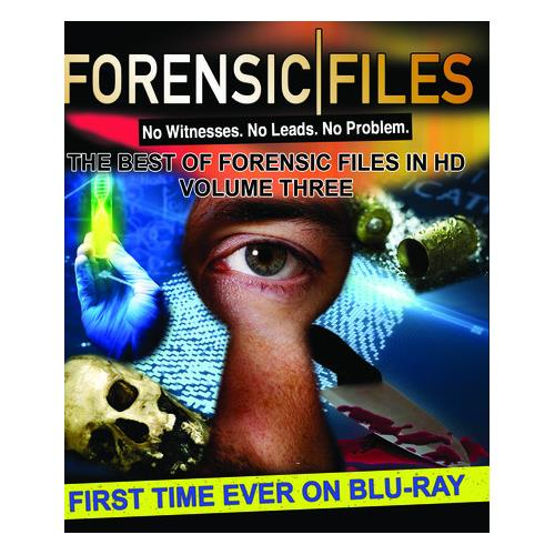The Best of Forensic Files in HD - Volume 1 (BD) BD-25 818522012445