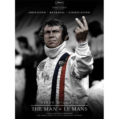 Steve McQueen: The Man & Le Mans DVD-5 818522012650