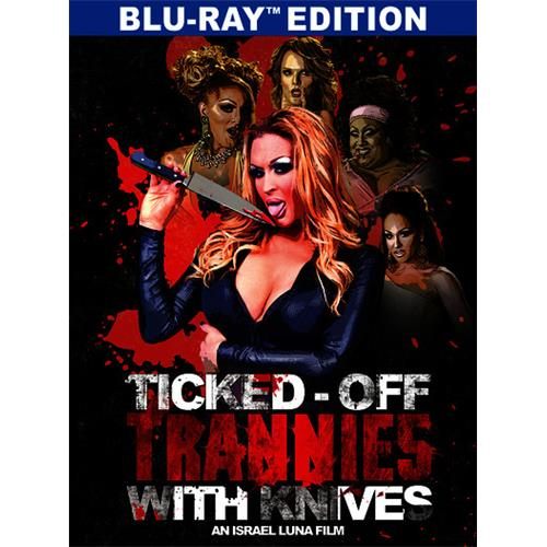 Ticked off Trannies With Knives(BD) BD-25 818522013138