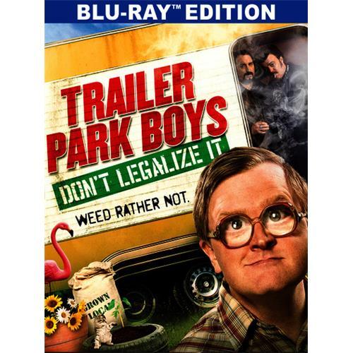 Trailer Park Boys: Don't Legalize it(BD) BD-25 818522013510
