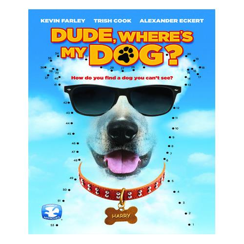 Dude Where's My Dog(BD) BD-25 818522013633