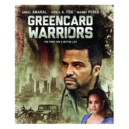 Greencard Warriors(BD) BD-25 818522013725