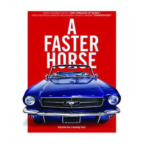 A Faster Horse(BD) BD-25 818522013916