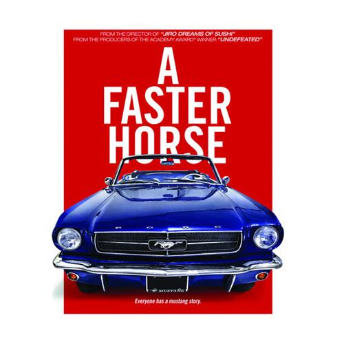 A Faster Horse DVD-5 818522013954