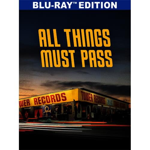 All Things Must Pass: The Rise and Fall of Tower Records(BD) BD-25 818522013992