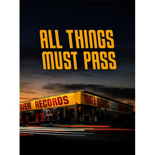 All Things Must Pass: The Rise and Fall of Tower Records DVD-5 818522014067
