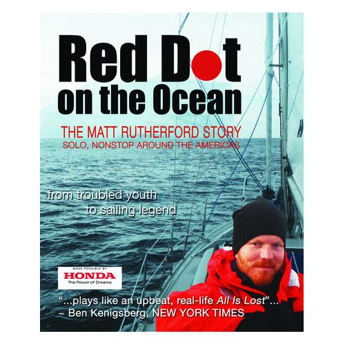 Red Dot on the Ocean BD-25 818522014548