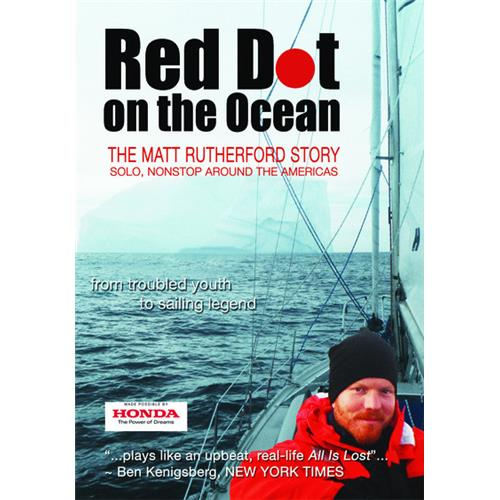 Red Dot on the Ocean DVD-5 818522014555