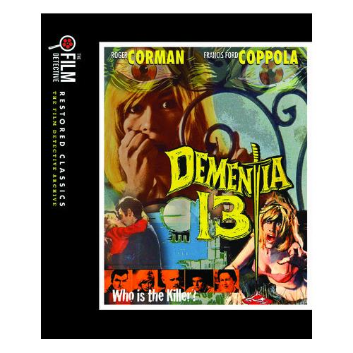 Dementia 13 (The Film Detective Restored Version) (BD) BD-25 818522015026
