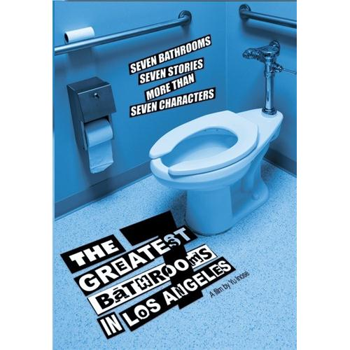 7 Greatest Bathrooms In La DVD Movie 2011 - Comedy Movies and DVDs