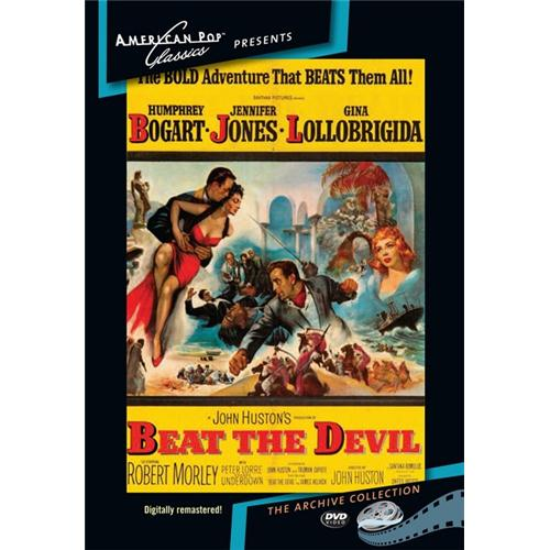 Beat The Devil DVD Movie 1954 - Drama Movies and DVDs