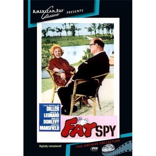 The Fat Spy DVD-5 874757040394