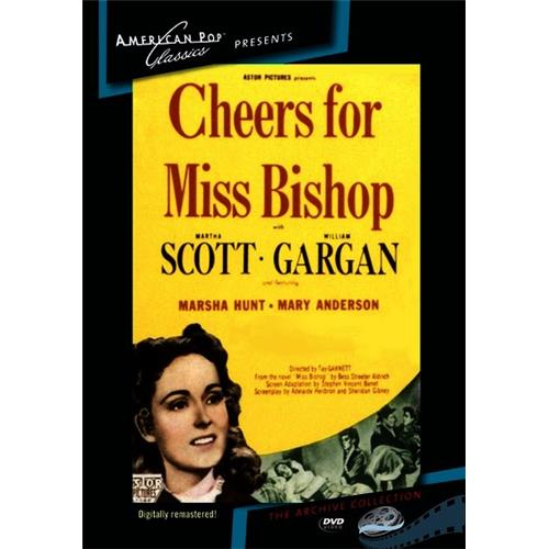 Cheers for Miss Bishop DVD-5 874757056494